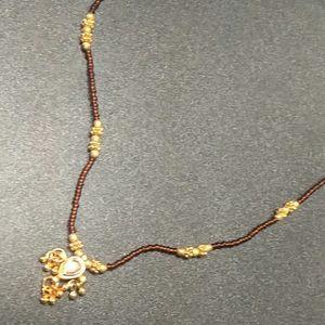 3/$20 Dainty golden boho necklace